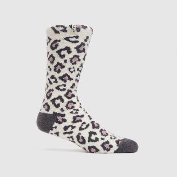 UGG Natural Leslie Crew Socks