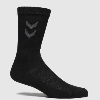 hummel Black Basic Sock 3pk Socks