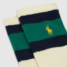 Polo Ralph Lauren Socks 3 Pack,2 of 4
