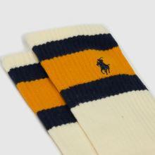 Polo Ralph Lauren Socks 3 Pack,4 of 4