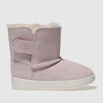 Ugg Pale Pink KEELAN SPARKLE CRIB Girls Baby