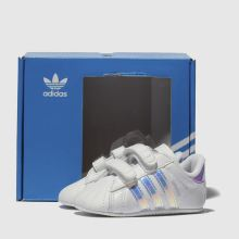 Adidas superstar crib 1