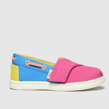 Toms Multi Bimini Girls Toddler