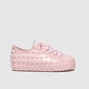 Melissa Pale Pink Polibolha 22 Girls Toddler