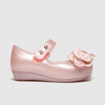 Melissa Pale Pink Melissa Ultragirl Flower Girls Toddler