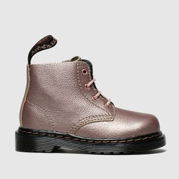 Dr Martens Bronze 1460 Pascal c2namevalue::Girls Toddler