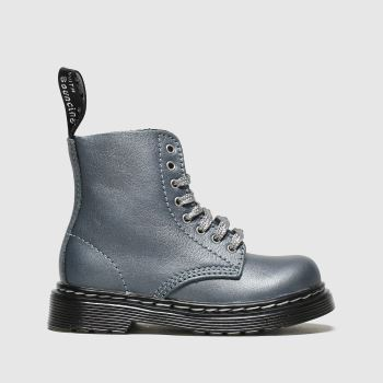 Dr Martens Blue 1460 Pascal Girls Toddler
