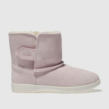 Ugg Pale Pink KEELAN SPARKLE Girls Toddler