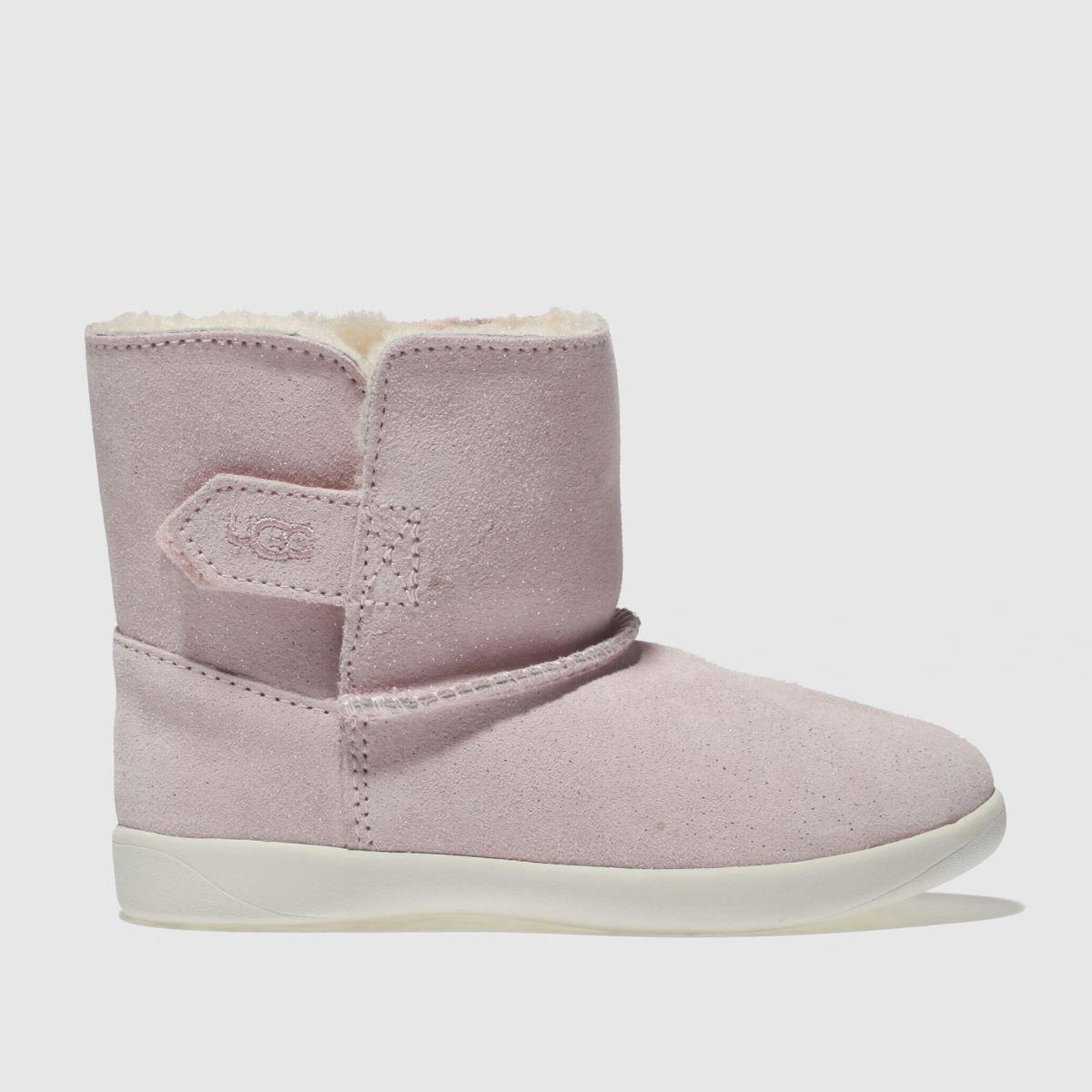 Ugg Pale Pink Keelan Sparkle Boots Toddler