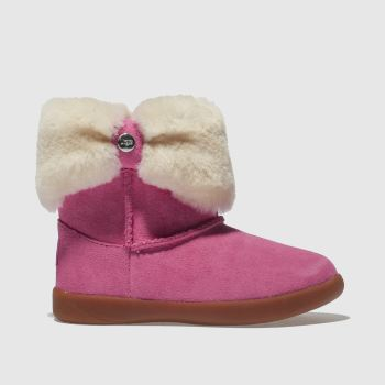 UGG Pink Ramona Girls Toddler