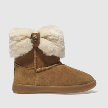 Ugg Tan Ramona Girls Toddler
