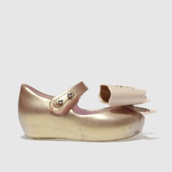 Melissa Gold Ultragirl Girls Toddler