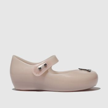 Melissa Pale Pink Ultragirl 21 Vivienne Westwood Girls Toddler