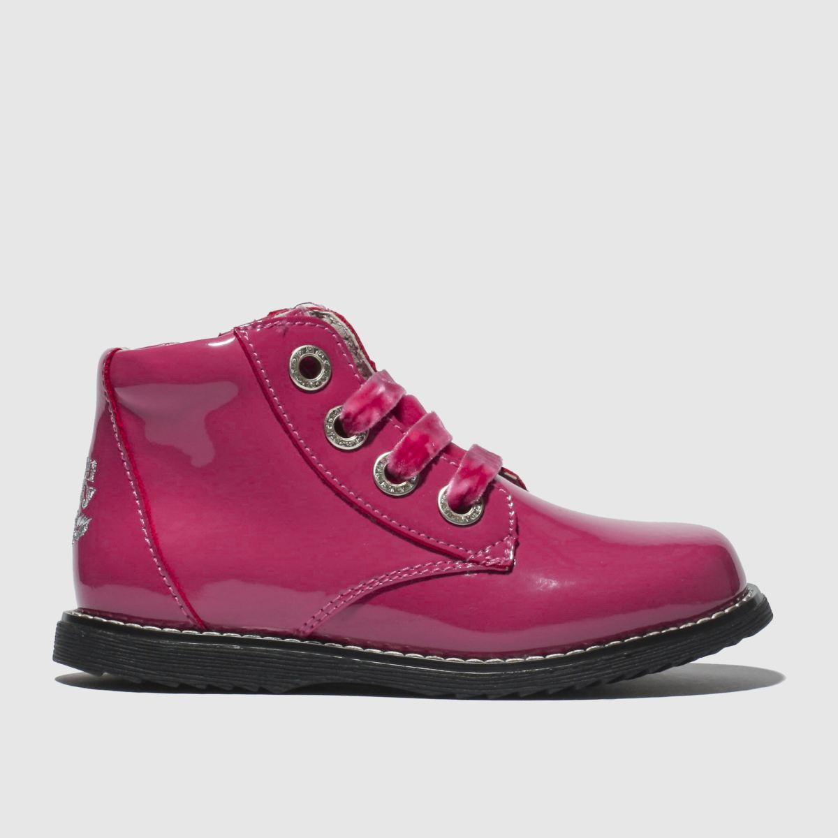 Lelli Kelly Pink Camille Boots Toddler