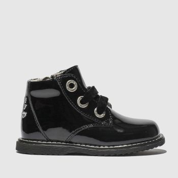 Lelli Kelly Black Camille Girls Toddler