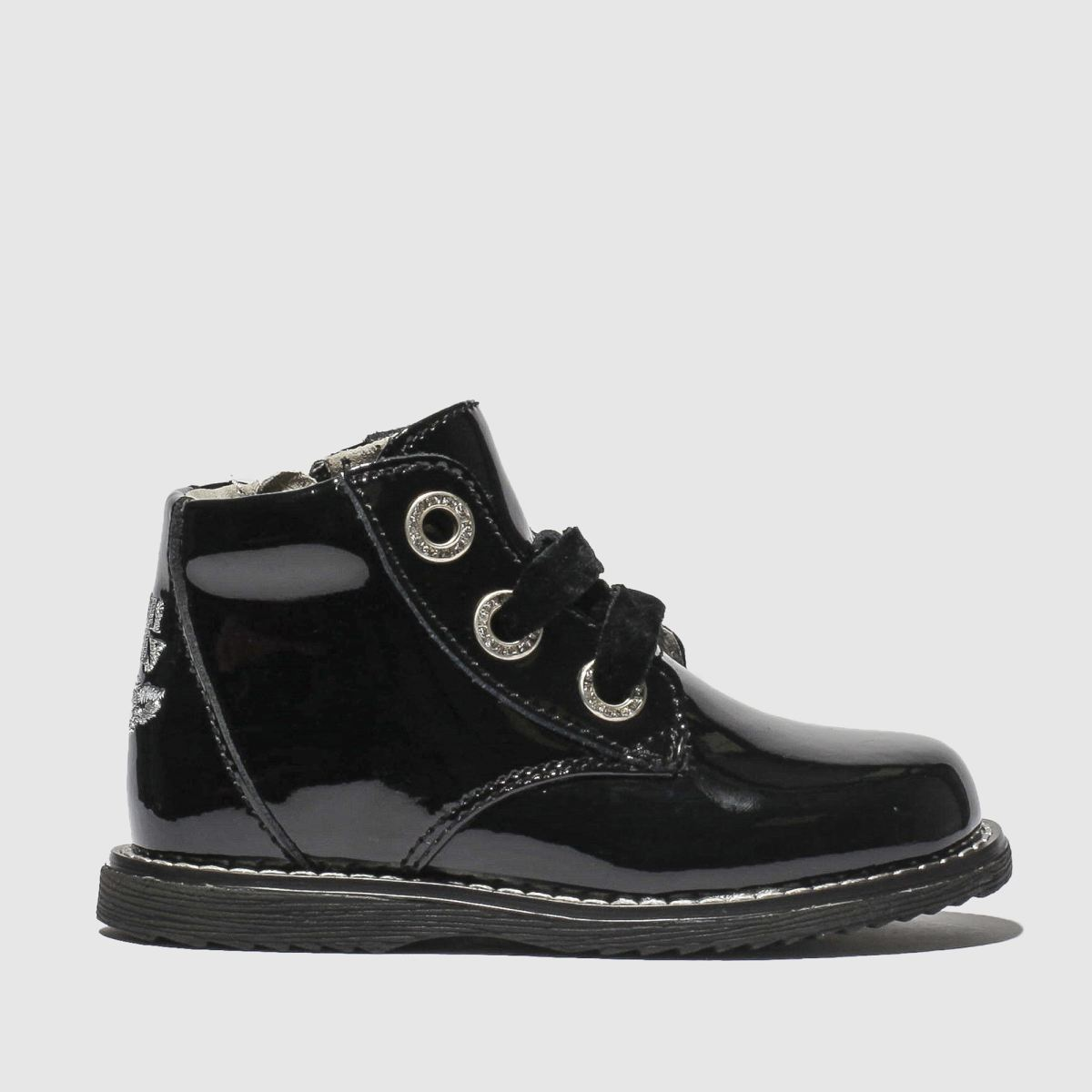 Lelli Kelly Black Camille Boots Toddler