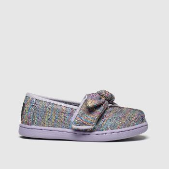 Toms Multi Classic Girls Toddler