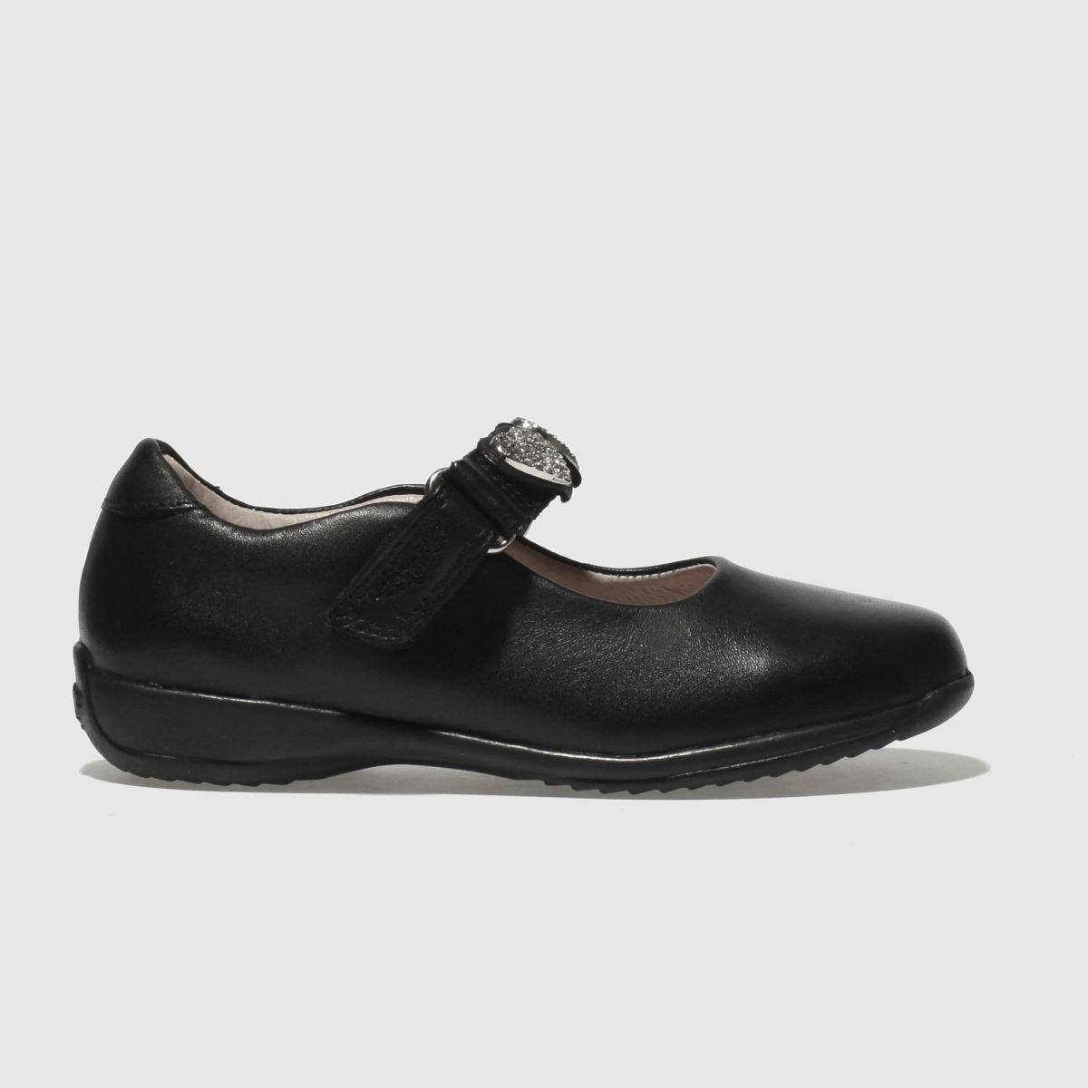Lelli Kelly Black Ceri Dolly Shoes Toddler