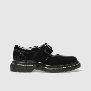 Lelli Kelly Black TRACY Girls Toddler
