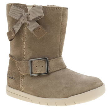 Clarks Stone Crazy Fun Fst Girls Toddler