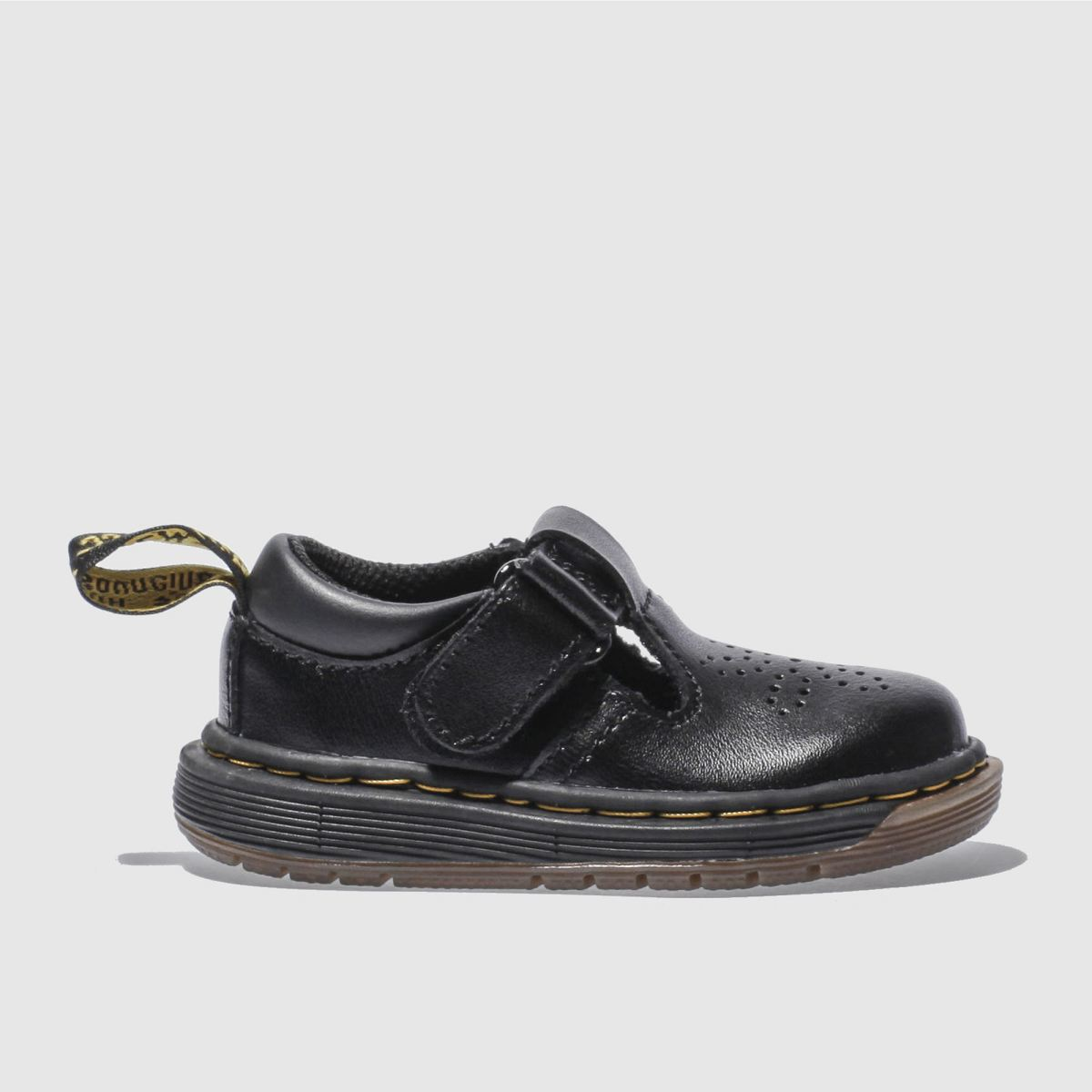 Dr Martens Black Dulice Shoes Toddler