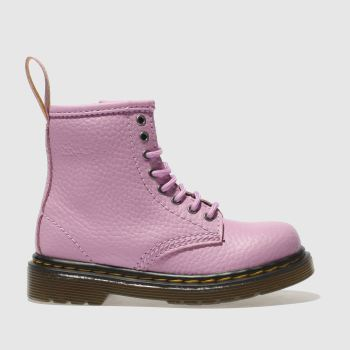 Dr Martens Pink Brooklee Boot Girls Toddler