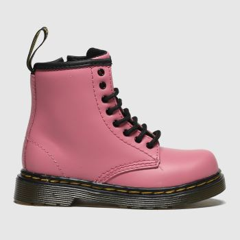 Dr Martens Pink 1460 Girls Toddler