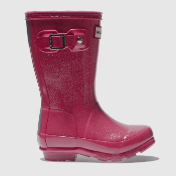 where are hunter boots made