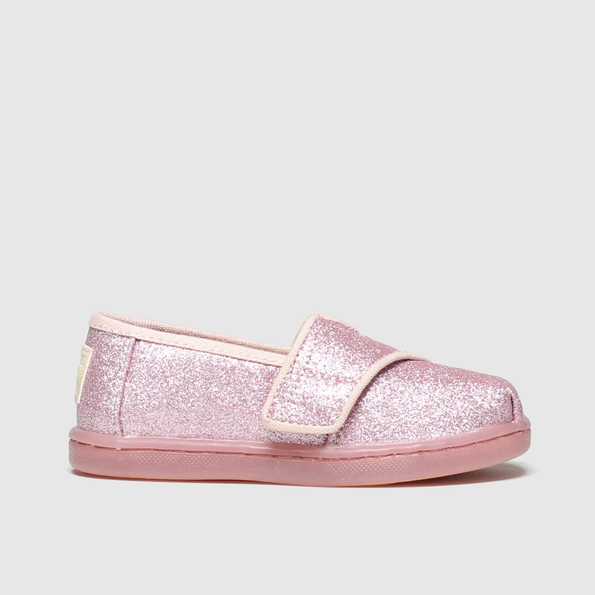 Toms Pink Classic Boots Toddler
