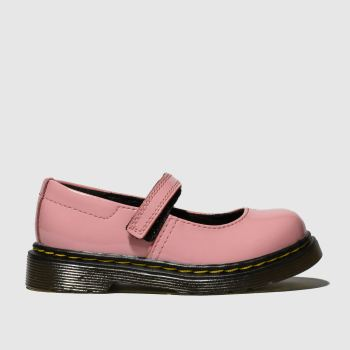 Dr Martens Pink MACCY Girls Toddler