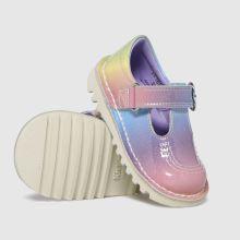 Kickers T-bar Rainbow 1