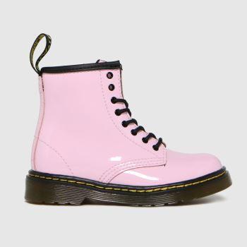 Dr Martens Pale Pink 1460 Girls Toddler