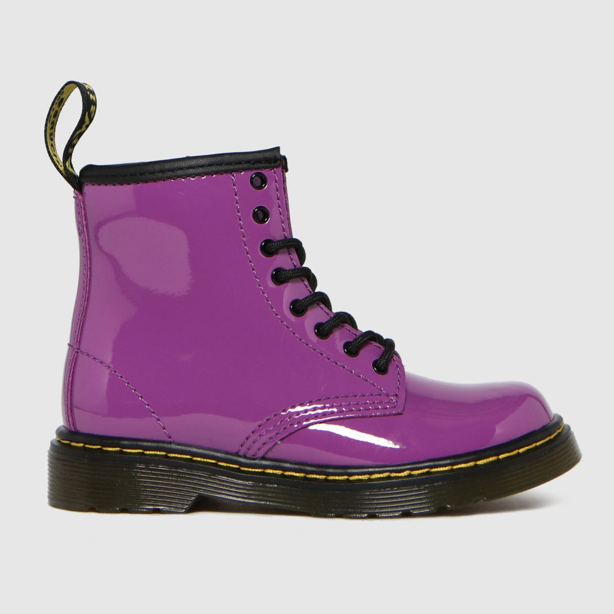 Dr Martens Purple 1460 Boots Toddler