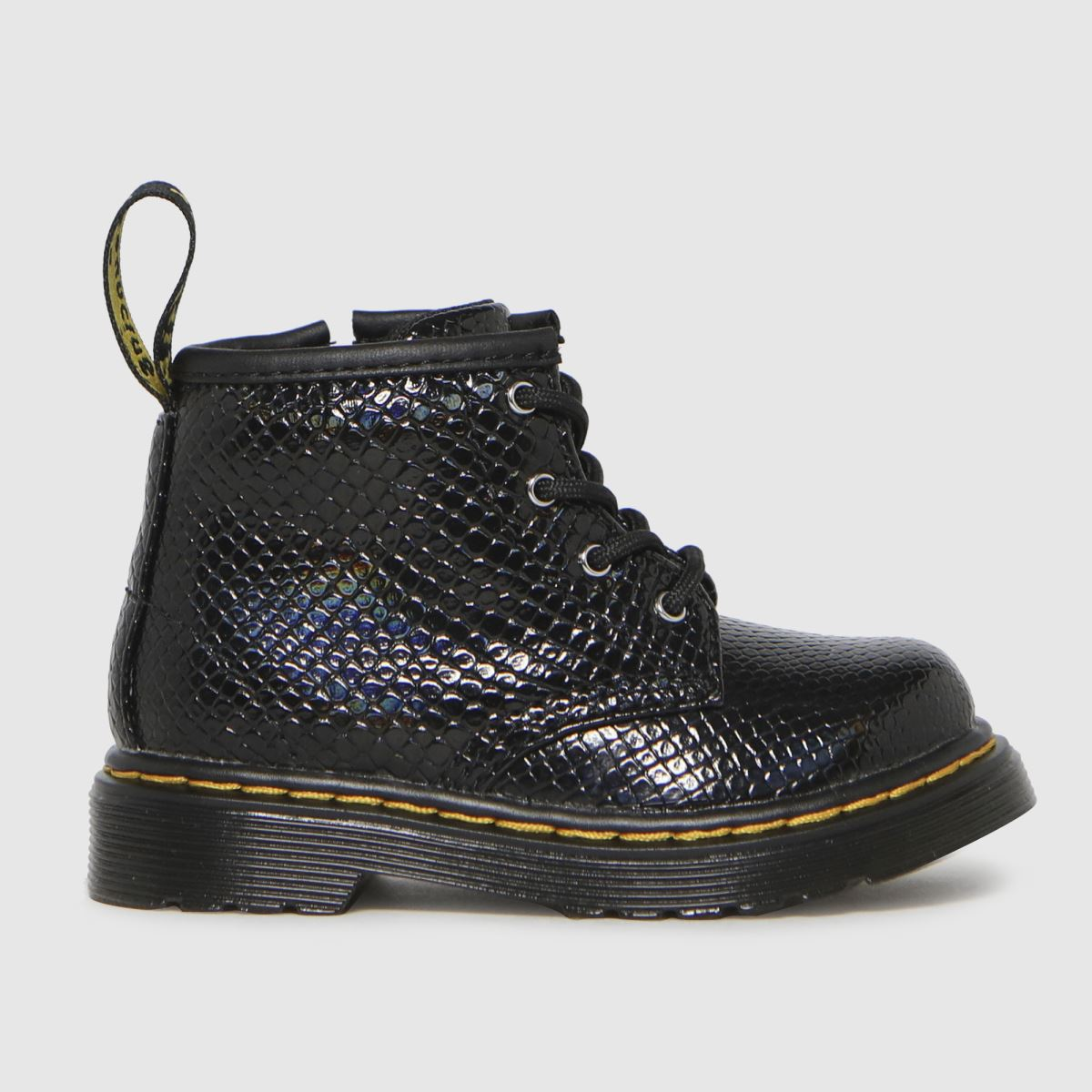 Dr Martens Black 1460 Boots Toddler