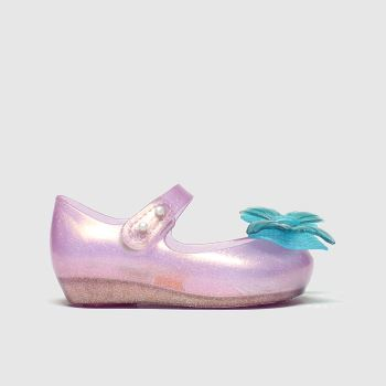 Melissa Purple Little Mermaid Girls Toddler