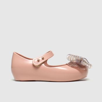 Melissa Pale Pink Sweet Special Girls Toddler
