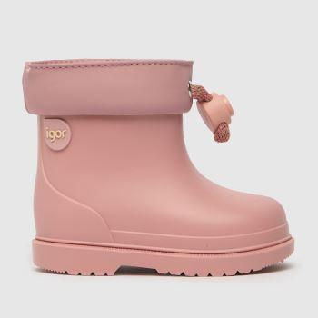Igor Pale Pink Bimbi Mc Girls Toddler