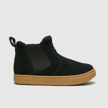 UGG Black Hamden Ii Girls Toddler