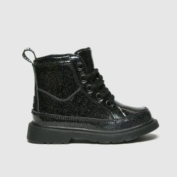 UGG Black Robley Glitter Girls Toddler