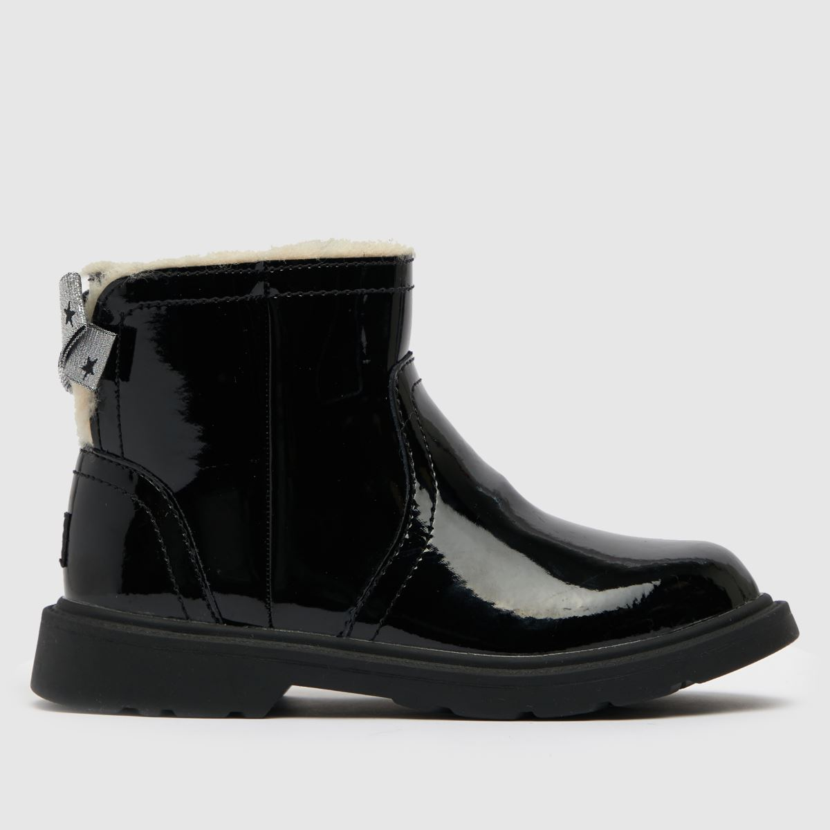 UGG Black Lynde Boots Toddler