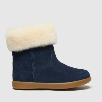 UGG Navy Jorie Ii Girls Toddler