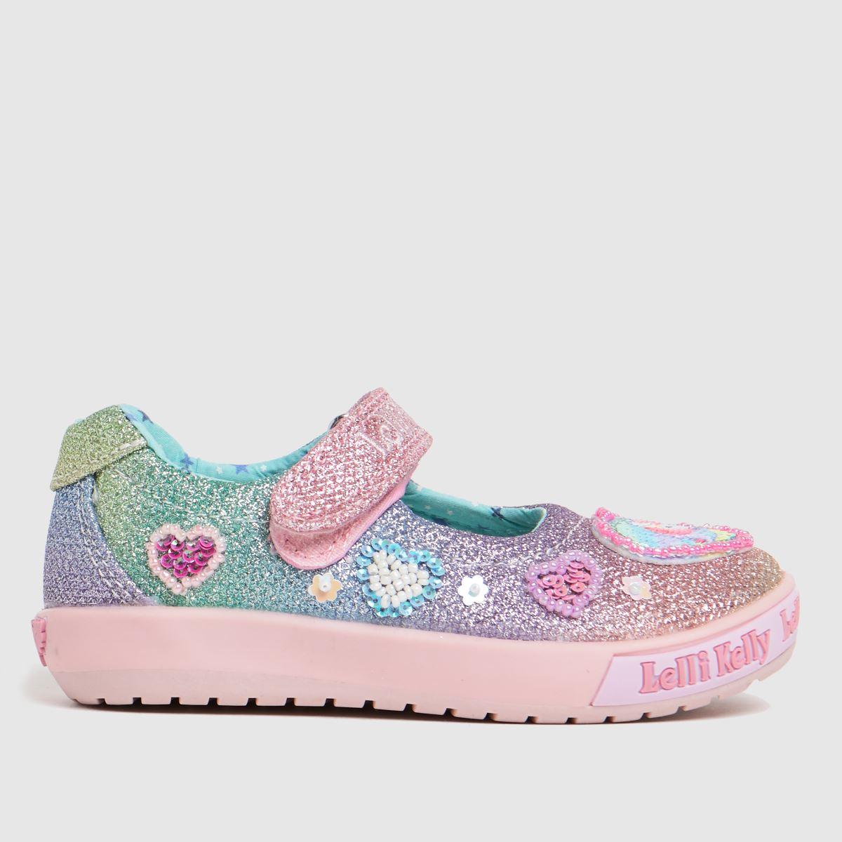 Lelli Kelly Multi Lk Gem Baby Dolly Tdlr Boots Toddler