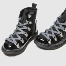 schuh Galactic Glitter Lace Up 1