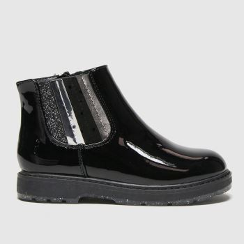 schuh Black Meteor Chelsea Girls Toddler