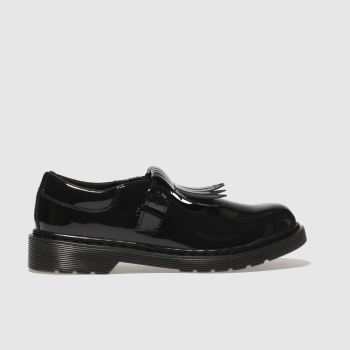 Dr Martens Black TOREY Girls Junior