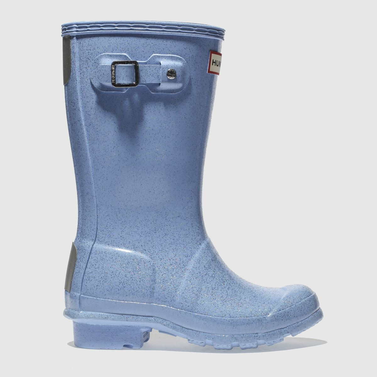 Hunter Pale Blue Original Starcloud Boots Junior