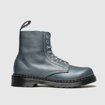 Dr Martens Blue 1460 Pascal Girls Junior from Schuh