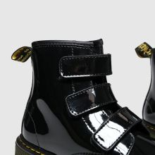 d74548f1 Girls black dr martens 1460 strap boots   schuh