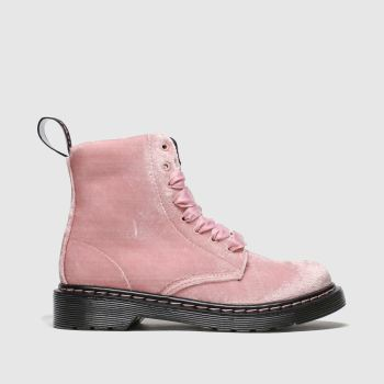 Dr Martens Pale Pink 1460 Pascal Girls Junior