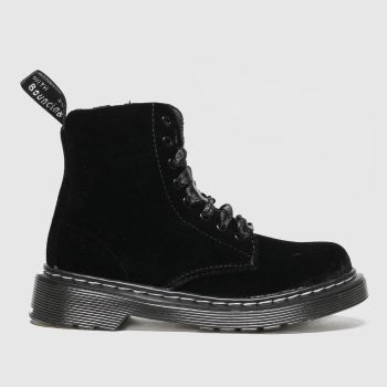 Dr Martens black 1460 pascal boots junior